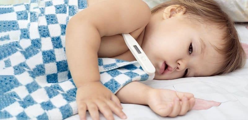 تشنج تب خیز در کودکان